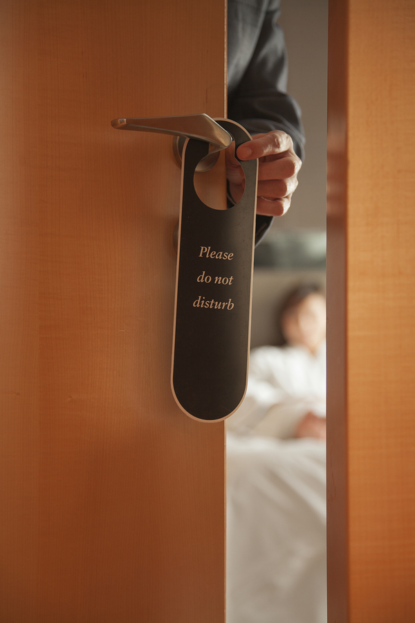 Your Guide to Getting It on in the Guest Room