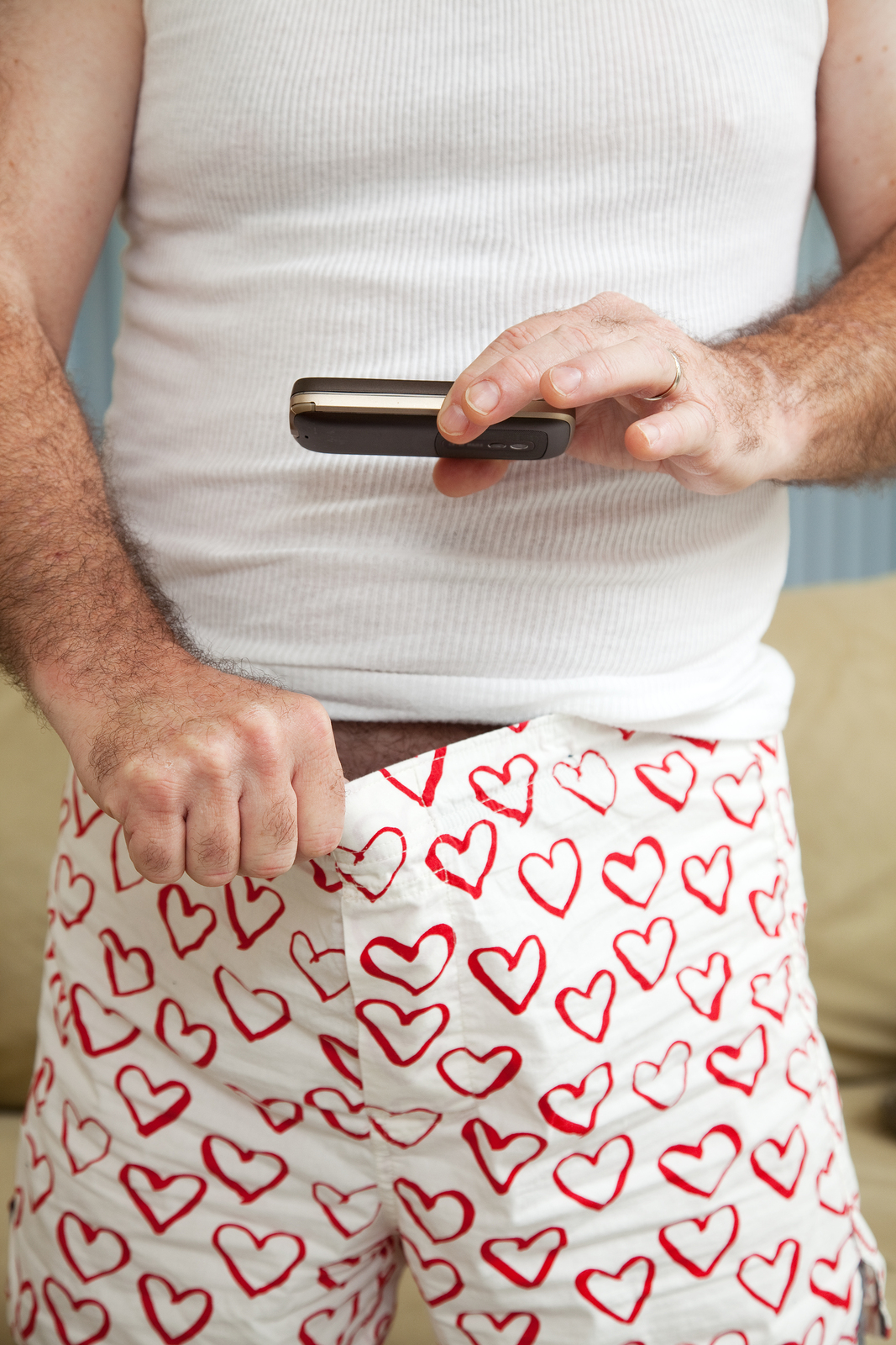 How to Keep Your Marriage Hot - sexting