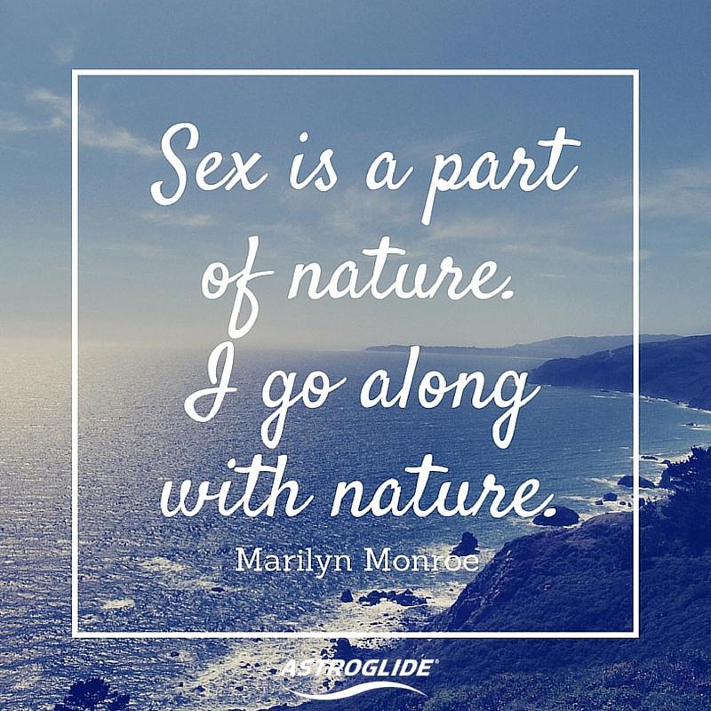 citations de sexe
